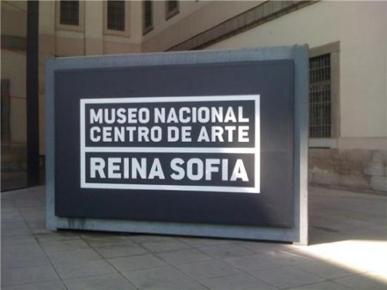 Entrada una de ellas del museo reina sofia madrid - Museo nacional centro de arte reina sofia ...
