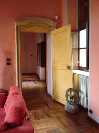 Saluzzo Paesana 1718: couloir