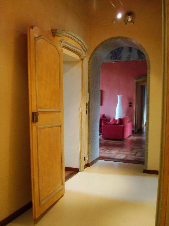 Saluzzo Paesana 1718: entrée