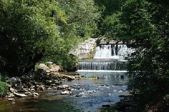 Livno, Bosnia-Hercegovina: little river