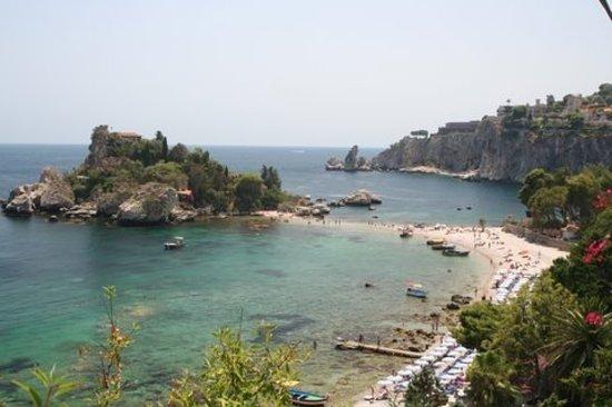 Isola Bella : Taormina
