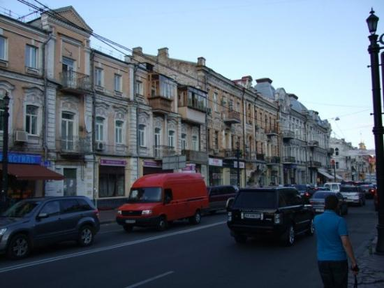Kiev Streets Picture Of Kiev Ukraine Tripadvisor