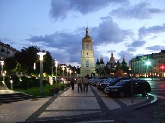Dusk Foto Di Kiev Ucraina Tripadvisor