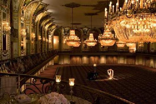 The Grand Ballroom Picture Of Hilton Chicago Chicago