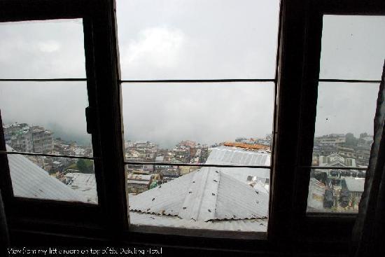 Dekeling Hotel : view from window