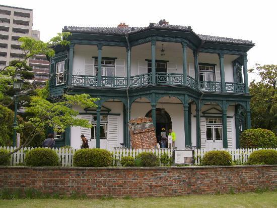 Sorakuen Garden : 建物の写真