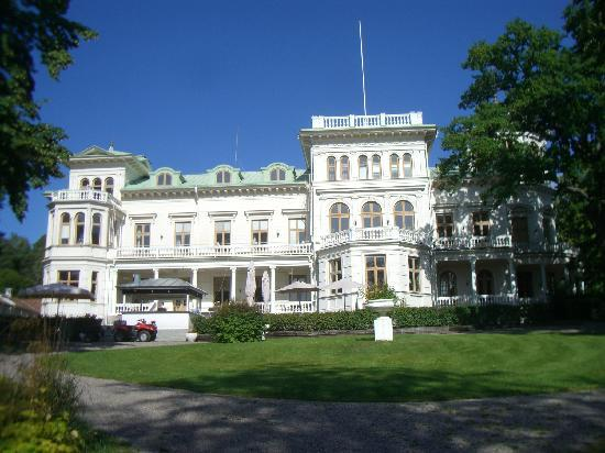 Gävle, Swedia: Engeltifta Mansion - Restaurant and Conference