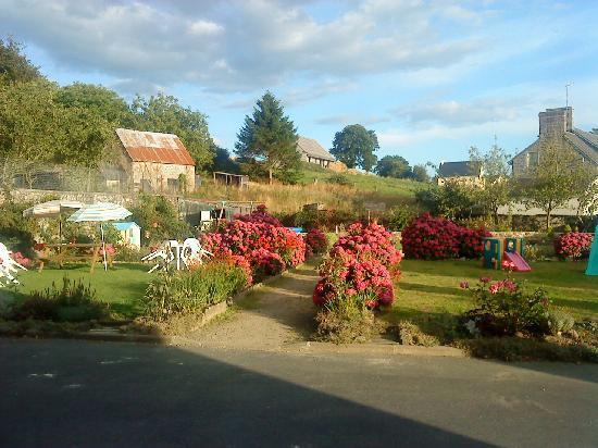 La Maison du Bocage: Back Garden