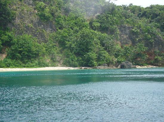 Fishermen's Cove : il mare