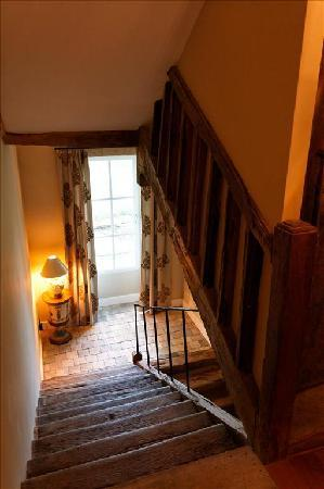 Loire Valley Retreat: Stair case