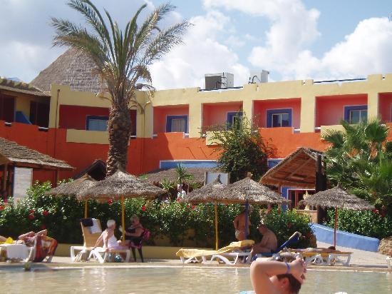 Caribbean World Borj Cedria : View from the back of the room