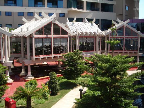 Susesi Luxury Resort: Chinese restaurant