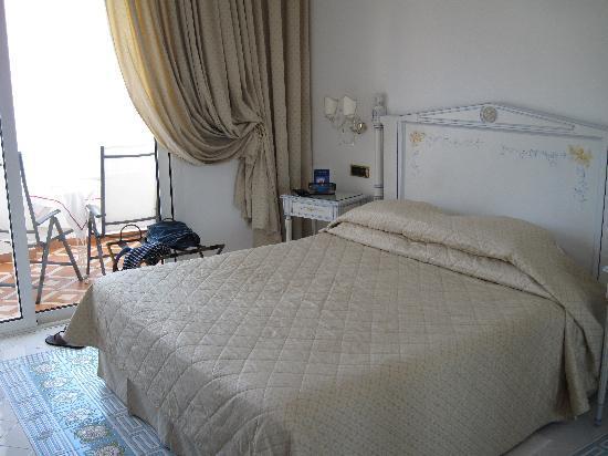 Grand Hotel Quisisana: Room