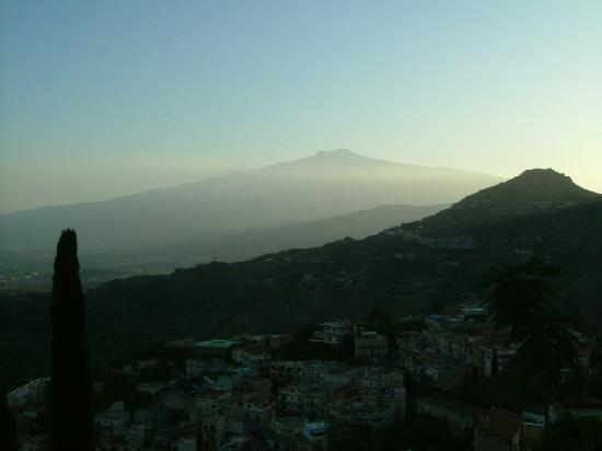 Hotel Villa Angela: Etna