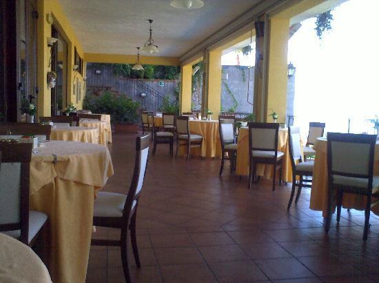 Hotel Villa Angela: Breakfast
