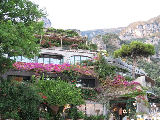 Photo of Italian Restaurant Il San Pietro di Positano at Via Laurito 2, Positano 84017, Italy
