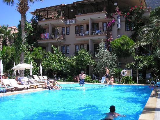 Samira Exclusive Hotel & Apartments: The pool