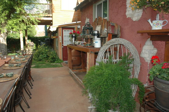 Cali Cochitta Bed & Breakfast: morning
