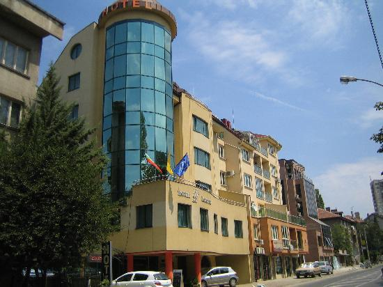 BEST WESTERN Lozenetz Hotel: Hotel Lozenetz