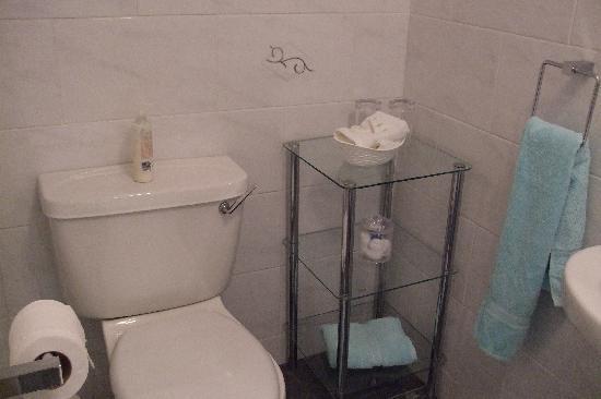 Rustic View Bed & Breakfast: Bathroom