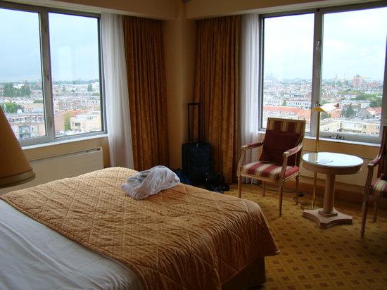 Hotel Okura Amsterdam: Hotel Room at Okura
