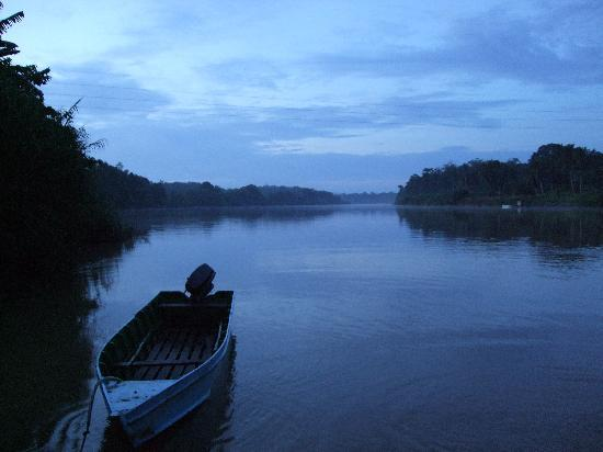 Image result for dawn at the river