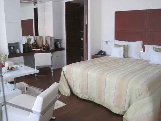 Grand Hotel Quellenhof & Spa Suites: camera