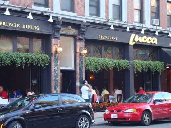 Lucca Boston North End Menu Prices Restaurant Reviews Tripadvisor