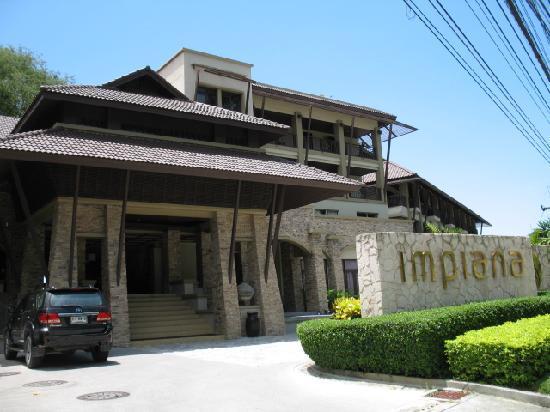 Impiana Resort Chaweng Noi: entrata hotel