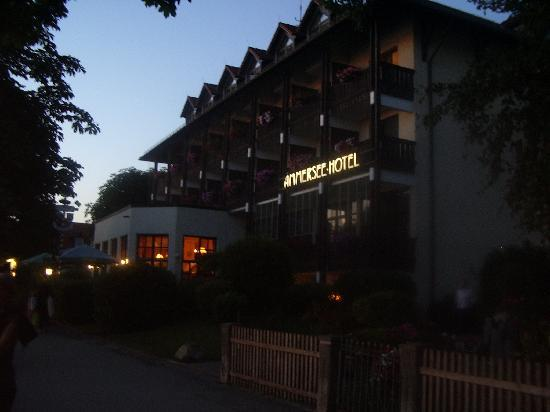 Herrsching am Ammersee, Germany: hotel