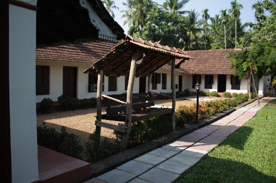 Pooppallys Heritage Home: Back yard
