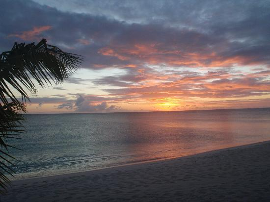 Codrington, Barbuda: Lovely sunsets