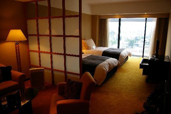 โรงแรมแกรนเวีย เกียวโต: amazing room