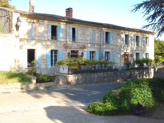 Photo of Le V en Vertheuil