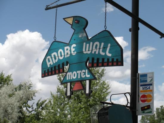 Photo of Adobe Wall Motel Taos