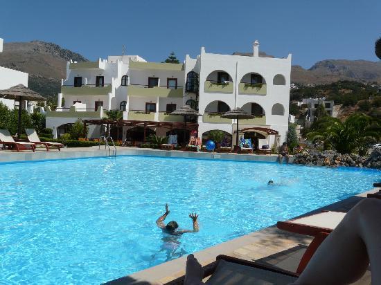 Hotel Alianthos Garden: Pool