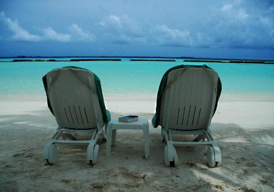 Kurumba Maldives: Relaxation