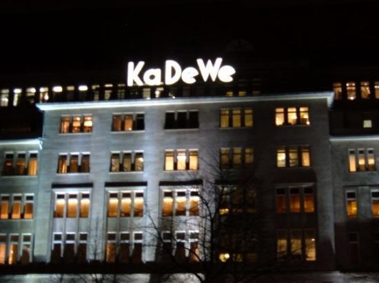 Kaufhaus des Westens (KaDeWe): KaDeWe