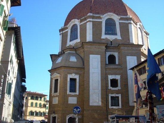 Капелла Медичи, Флоренция