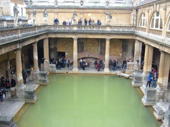 Baños Romanos En Inglaterra:Has estado en Museo de las Termas Romanas? ¡Comparte tu experiencia