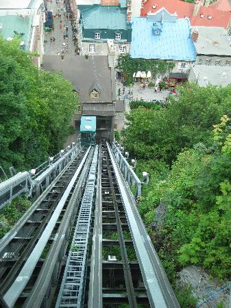 Funiculaire Quebec Stock Photos & Funiculaire Quebec Stock Images ...