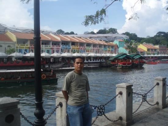 คลาร์กคีย์: 克拉码头 (2009年3月23日)