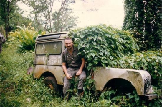 กาแยน, เฟรนช์เกียนา: Guyane, 1997