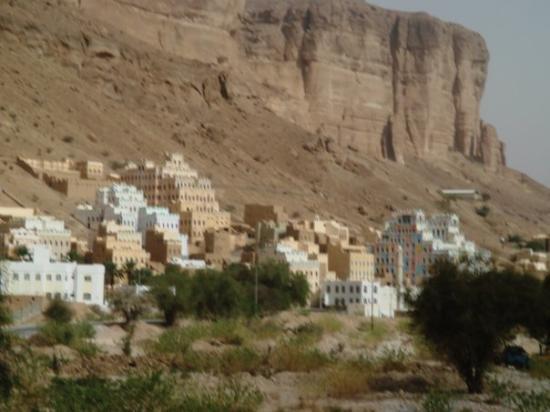Taiz, Yemen: Wadi Douan