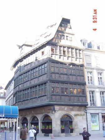 Restaurant in strasbourg france bilde av strasbourg i for Reso strasbourg
