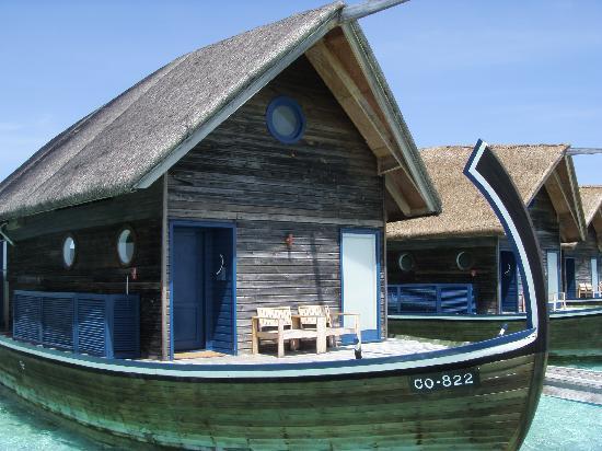 COMO Cocoa Island: Our Dhoni