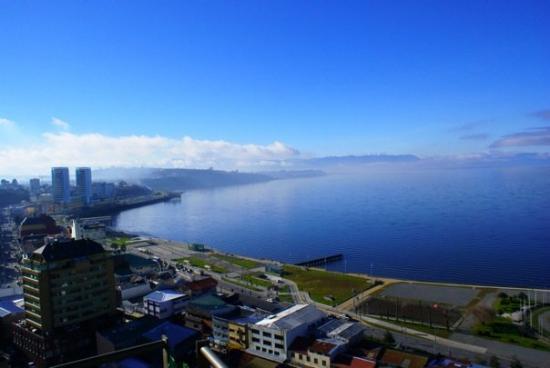 ปวยร์โตมอนต์, ชิลี: Vista de dia de Puerto Mont