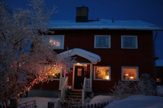 คีรูนา, สวีเดน: North Point - Wonderful Place to sleep