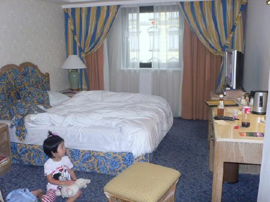 The Riviera Hotel: doubleroom