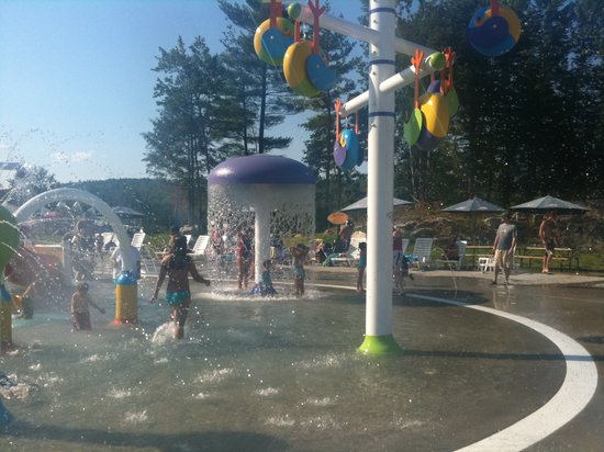 Candia, Nueva Hampshire: Toddler area